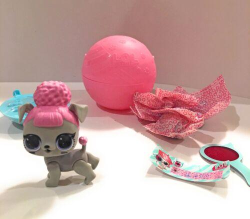 Lol Surprise Pets Series 4 Wave 1 /& 2 Eye Spy Choose Pet Ultra Rare Gold Ball