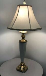 Details About Vintage Mid Century Modern Contemporary Sculptural Lenox Lighting Quoizel Lamp
