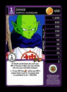 Earth/'s Guardian Dragon Ball Z DBZ CCG TCG Custom Proxy 59 Dende