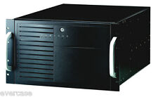 6U 19inch Rackmount Chassis with 14/20 slot backplane. ECR9600B Dual 300W PSU