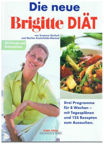 1 von 1 - Brigitte Die neue Brigitte Diät von Marlies Klosterfelde-Wentzel auf 160 Seiten
