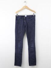 Sass & Bide Womens Navy Straight Leg Jeans W26 (Size 8)