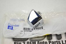 2007-2010 Hummer H3 European requirements Outside Handle chrome End Cap new OEM