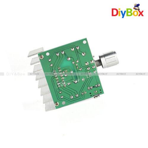 TDA7377 DC12V Digital Audio Amplifier Dual-Channel 35W+35W 2.0 Amplifier Board