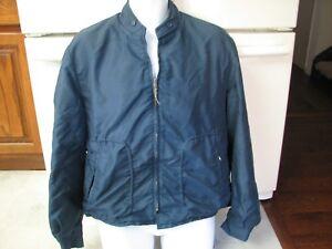 6e9b7b48b4 Image is loading 1950s-1960s-vintage-retro-old-jacket-Windbreaker-brand-
