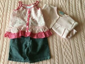 Girls-Outfit-From-Vertbaudet-6-9mths