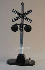 Vtg 1997 Lionel 0 Gauge Railroad Crossing Flasher 154 6-12888