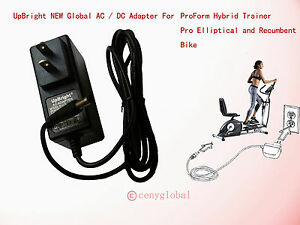 AC-Power-Adapter-For-ProForm-Hybrid-Trainer-2-in-1-Elliptical-and-Recumbent-Bike