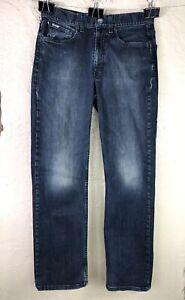 Jeans en bleu zipp denim Volcom RP7xdwqq