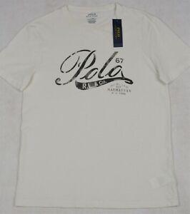 6a799050b0 Polo Ralph Lauren Graphic TShirt Custom Slim Fit Logo Tee S & M NWT ...