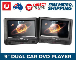 9-034-Dual-Screen-In-Car-Portable-DVD-Player-USB-SD-Laser-Remote-Control-Headphones