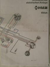MZ TS 125/250 WIRING DIAGRAM