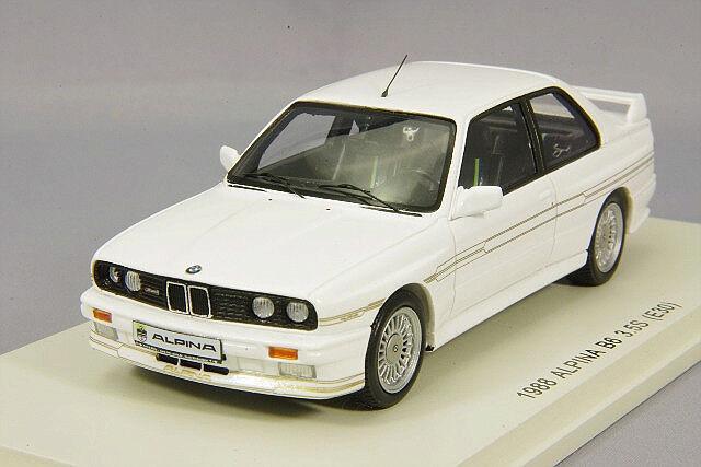 Spark 1 43 BMW 1988 ALPINA B6 3.5S E30 White SKB43002  Best Buy Gift  Japan LTD
