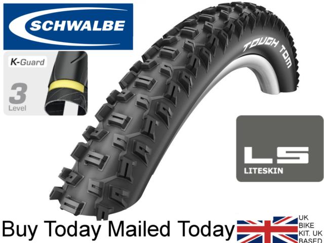Schwalbe Tough Tom 26 27.5 29 x 2.25 2.35 er Mountain Bike Rough Trail MTB Tyre