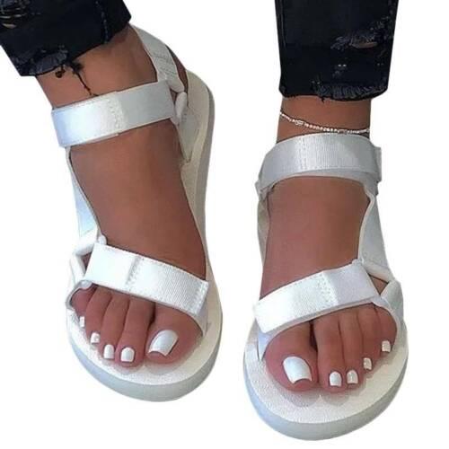 Sandali Donna Peep Toe Casual Flip Flops Sandali dita dei piedi Sandalo Sandali