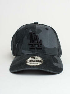 NEW ERA 9FORTY MLB WASHED CAMO LOS ANGELES DODGERS THE CAP ORIGINAL ... 0795ce96b2e