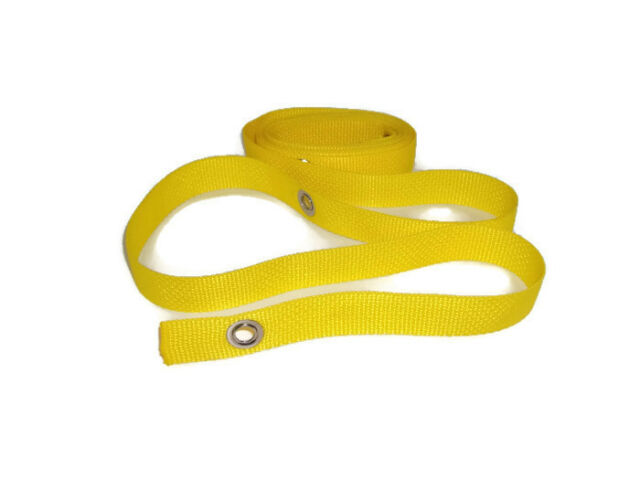 Dog Agility Equipment WeAvE PoLe spacer for use with 12 weave poles-yellow