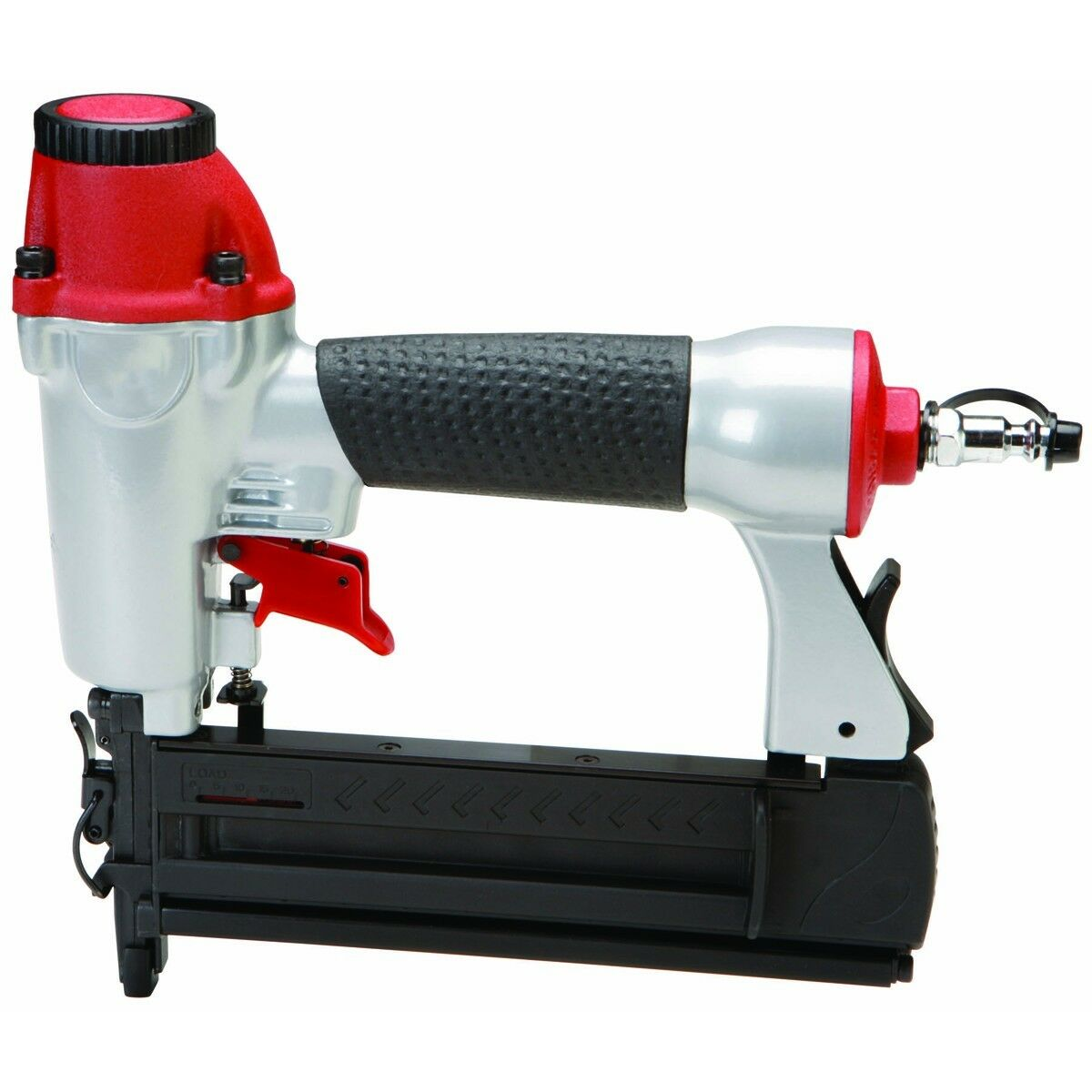 18 Gauge 2-in-1 Air Nailer Stapler Install brad nails or staples