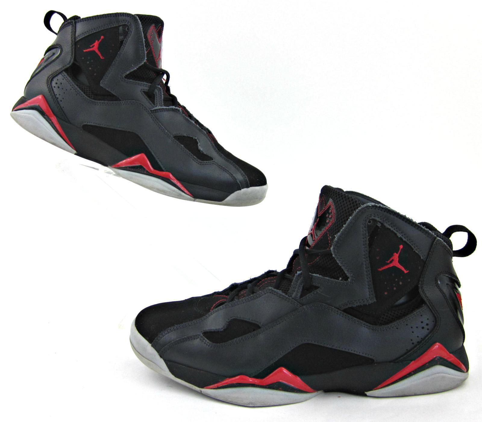 Jordan 2015 True Flight Black Gym Red Anthracite Wolf Grey Sz 11 342964-002 Cheap women's shoes women's shoes