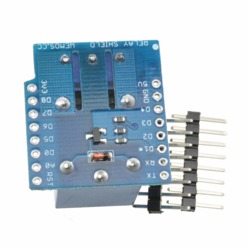 One Channel D1 Mini Relay Shield Module For WeMos ESP8266 Board BBC