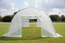 SALE $$$ Green Garden House Walk In Greenhouse 33'x13' - Clear