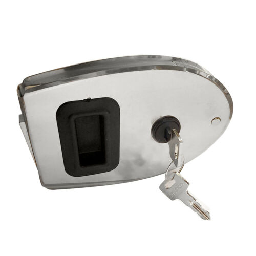Southco Mf-02-310-24 Sliding Action Latch Weatherproof Lock Oval Stainless