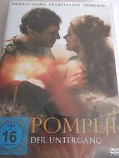 Pompeji - Der Untergang (2007) - die letzten Tage, Ausbruch Vesuv, 3D Szenen
