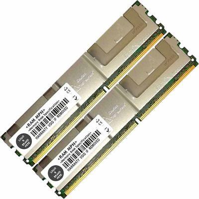 2GB FOR DELL POWEREDGE 1900 1950 1950 III 1955 1955* 2900 2900 III 2950 2950 III
