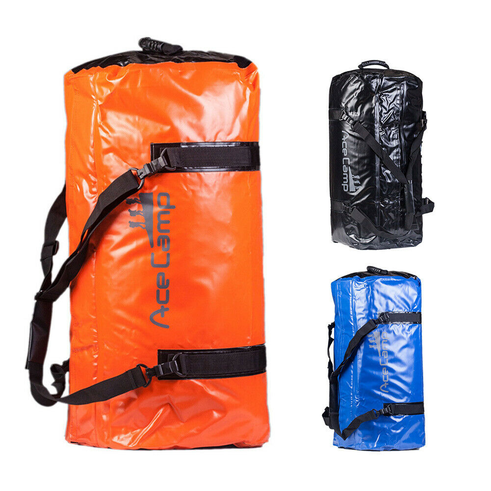 40L Acecamp Outdoor Waterproof Dry Bag Canoe Camping Rafting Fishing PVC Pouch