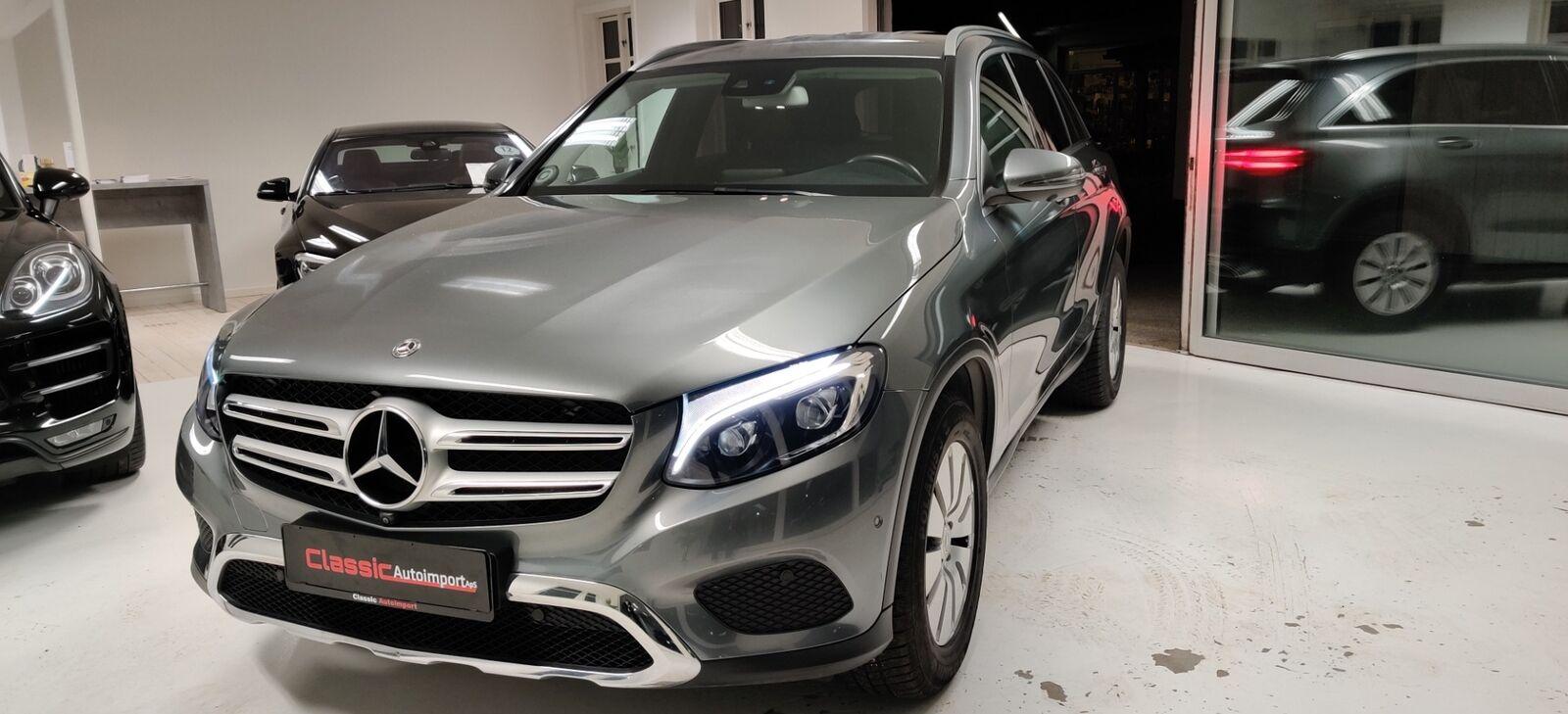 Mercedes GLC350 d 3,0 aut. 4-M 5d - 3.585 kr.