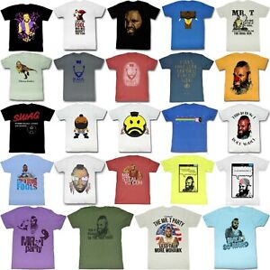 Pre-Sell Mr T Licensed T-Shirt #1