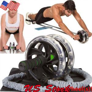 Ab-Roller-Wheel-Pull-Rope-Waist-Abdominal-Slimming-Fitness-Equipment-Fitness