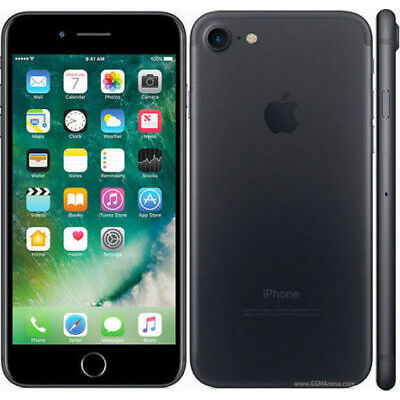 "Apple iPhone 7 4.7"" Factory GSM Unlocked 32 128 256 GB 4G GSM Smartphone"