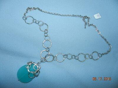 Shore Line retired lia sophia long Necklace