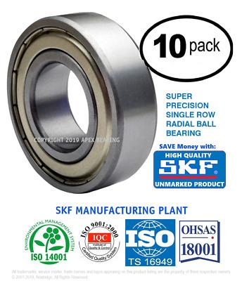 10 608-2Z bearing EMQ premium bearings 608 ZZ ABEC3//C3 608Z Skateboard HCH