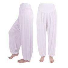 c305a81a90 item 4 Womens Elastic Plus Loose Casual Modal Cotton Soft Yoga Sports Dance  Harem Pants -Womens Elastic Plus Loose Casual Modal Cotton Soft Yoga Sports  ...