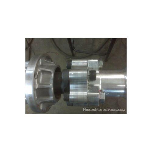 HINSON Billet Aluminum Driveshaft Coupler Corvette C5//6 ZO6 12mm