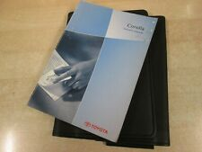 research.unir.net Motors Owner & Operator Manuals Toyota Blade ...