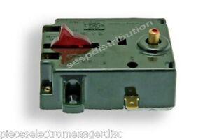 Thermostat de chauffe eau tis t85 15a mts ariston fleck lemercier - Chauffe eau ariston 100 l ...