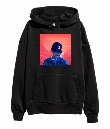 Chance The Rapper Coloring Book Hoodie Hip Hop Sweatshirt Hooded Jumper 3 merch