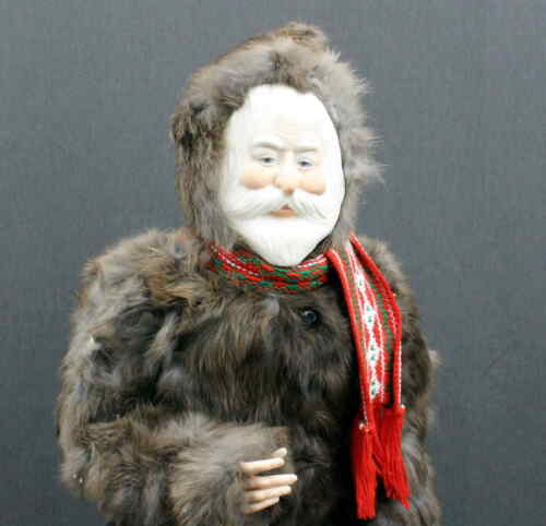Fur With Large Faith Coat Wick 'santa' nCCztqW8