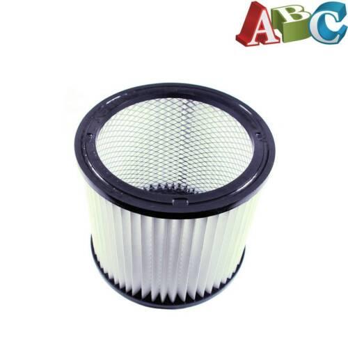 1-2-4 Rundfilter Filter Patronenfilter geeignet Rowenta Wet /& Dry Dauerfilter