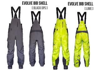 509 Evolve Snowmobile Waterproof Insulated Winter Snow Bib Pant Shell