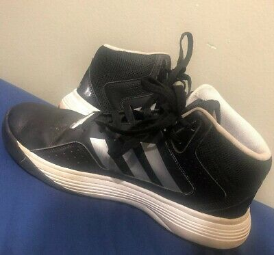 size 9 Adidas Performance Mens Cloudfoam Ilation Mid Basketball Shoes sneakers eBay    størrelse 9 Adidas Performance Herre Cloudfoam Ilation Mid Basketball Sko sneakers   title=          eBay