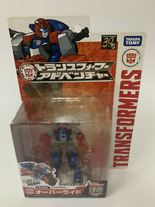Transformers Takara Adventure TAV15 Lockdown NEW SEALED