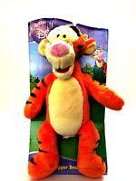 Disney Tigger Beanz Plush Winnie The Pooh Stuffed Animal 11 Inches Tall