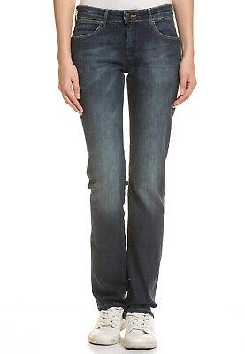 Wrangler vaqueros señora pantalones straight fit Stretch confort elastano   eBay