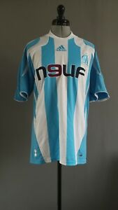 Maillot-Football-Vintage-Collection-OLYMPIQUE-MARSEILLE-2007-2008-Taille-S
