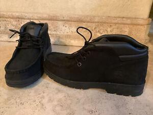 Timberland MEN'S NEWTONBROOK MOC-TOE CHUKKA BOOTS Size 9