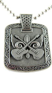 Rocker-Jewelry-Exclusive-Winged-Guitars-Fleur-de-Lis-Pendant-American-Pewter